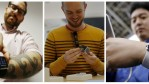 Three Apple Watch Consumers
