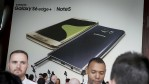 Samsung Galaxy Note 5 and Samsung Galaxy S6 Edge+