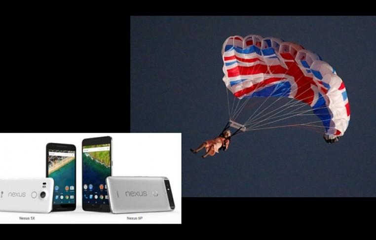 Google Nexus Phones Land In The UK