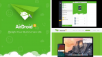 AirDroid 3: A very robust sync app for Androids and PC's.