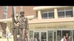 Amelia Earhart Statues